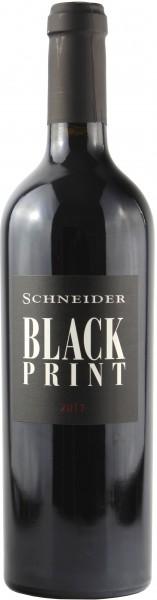 Markus Schneider - 2017 Black Print