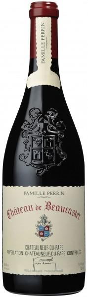 Château de Beaucastel/Familie Perrin - 2017 Châteauneuf-du-Pape Rouge 375 ml