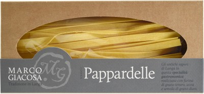 Pasta Marco Giacosa - Pappardelle 250 g