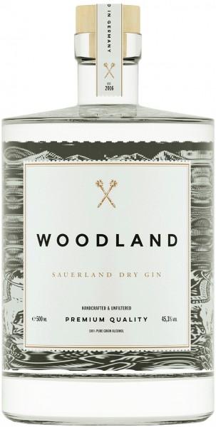 Sauerland Distillers GmbH - WOODLAND, Sauerland Dry Gin