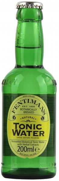 Fentimans Beverages - Fentimans Tonic Water