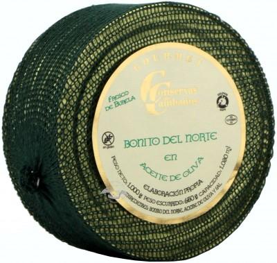 Conservas de Cambados - Bonito aus Burela in Olivenöl, 1000 g