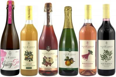 Wein Direktimport - 6er Probierkarton 'Van Nahmen'