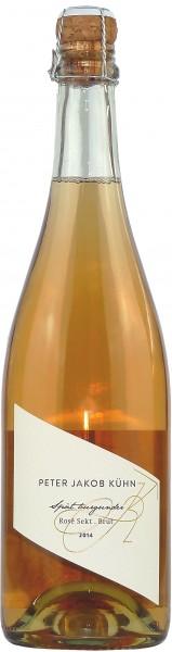 Weingut Peter Jakob Kühn, Bioweingut - 2014 Spätburgunder Rosé Brut
