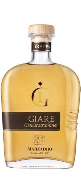 Distilleria Marzadro - Grappa Giare Gewürztraminer