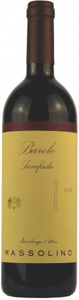 Massolino - 2012 Barolo DOCG Parafada