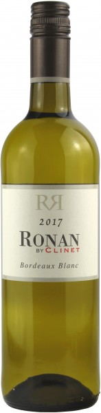 Ronan Laborde - 2017 Ronan by Clinet, Bordeaux Blanc