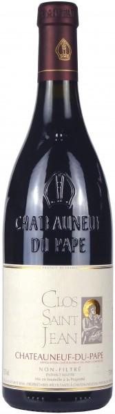 Clos Saint Jean - 2015 Châteauneuf-du-Pape rouge