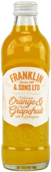 Franklin & Sons - Orange & Grapefruit