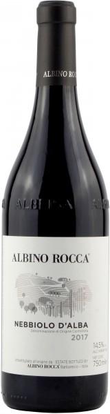 Albino Rocca - 2017 Nebbiolo d'Alba