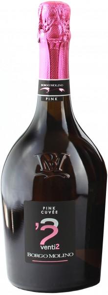 Borgo Molino - Pink Cuvee 22 Vino Spumante Extra Dry