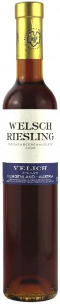 Weingut Velich - 2006 Welschriesling Trockenbeerenauslese 375 ml