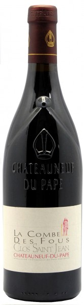Clos Saint Jean - 2015 Châteauneuf-du-Pape rouge 'La Combe des Fous'