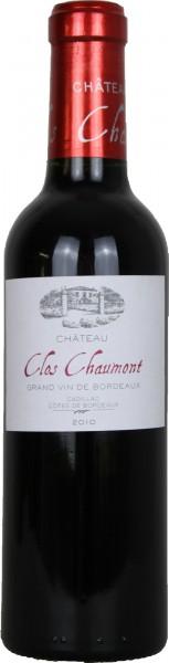 Château Clos Chaumont - 2010 Château Clos Chaumont 375 ml