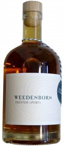 Weingut Weedenborn - Trester im Portweinfaß gereift
