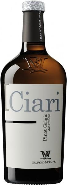 Borgo Molino - 2018 Pinot Grigio 'Ciari'