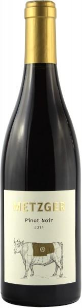 Weingut Metzger - 2014 Pinot Noir trocken -A-