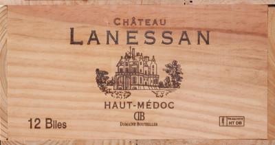 Château Lanessan - 2009 Château Lanessan 375 ml