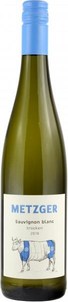 Weingut Metzger - 2018 Sauvignon Blanc trocken -B-