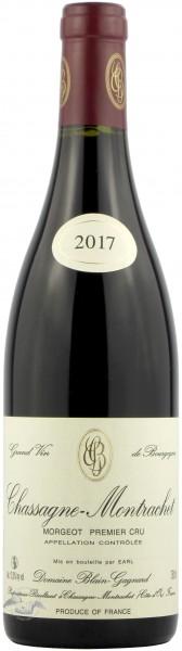 Domaine Blain-Gagnard - 2017 Chassagne-Montrachet Rouge 1er Cru Morgeot