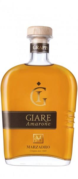 Distilleria Marzadro - Grappa Giare Amarone