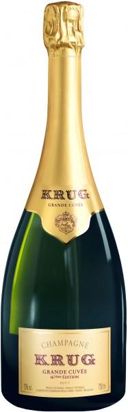 Champagne Krug - Grande Cuvée Edition 167