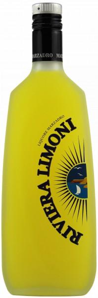 Distilleria Marzadro - Liquore Riviera Limoni