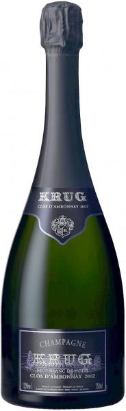 Champagne Krug - Clos d'Ambonnay 2002