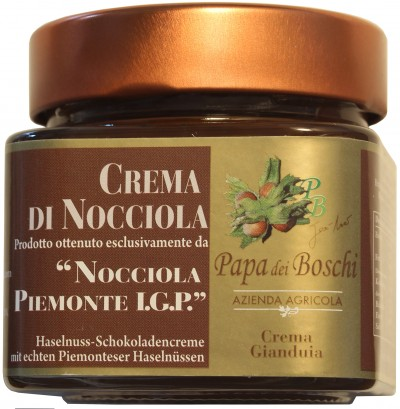 Papa dei Boschi - Crema di Nocciola 'Crema Gianduia'
