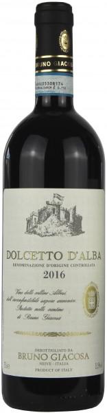Az. Agr. Falletto, Bruno Giacosa - 2016 Dolcetto D`Alba DOC, Casa Vinicola Bruno Giacosa