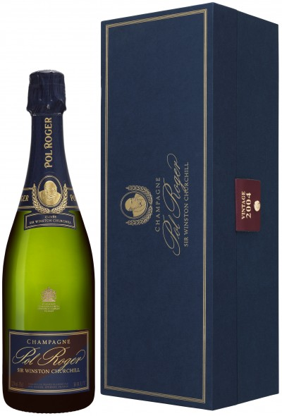 Champagne Pol Roger - 2006 Cuvée 'Sir Winston Churchill' mit 'Coffret'