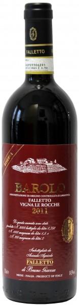 """Az. Agr. Falletto, Bruno Giacosa - 2011 Barolo Riserva DOCG """"Faletto Vigna Le Rocche"""""""