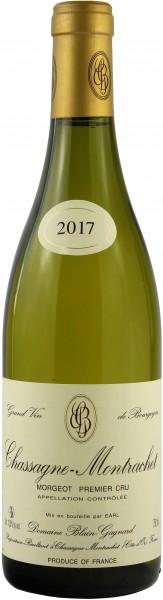 Domaine Blain-Gagnard - 2017 Chassagne-Montrachet Blanc 1er Cru Morgeot