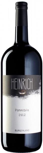 Weingut Gernot & Heike Heinrich, Bioweingut - 2012 Pannobile Impérial, Holzkiste