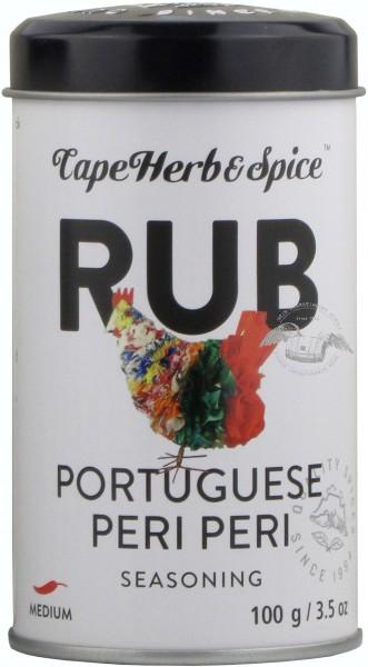 Cape Herb & Spice - Portugese Peri Peri Gewürzsalz 100 g