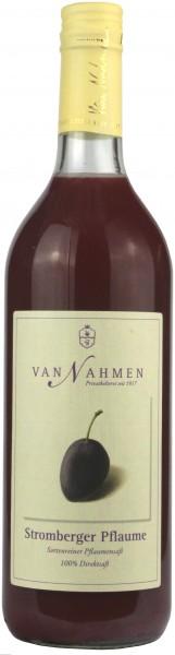 Obstkelterei Van Nahmen - Stromberger Pflaume, Pflaumensaft