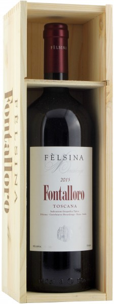 Fèlsina Società Agricola - 2015 Fontalloro Toscana Rosso Magnum