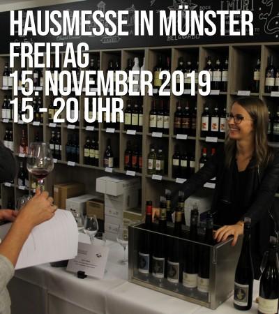 Wein Direktimport - Hausmesse am Freitag, den 15. November 2019
