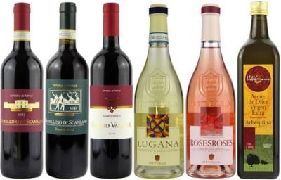 Wein Direktimport - Mittelmeerconnection, Frei Haus!