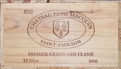 Château Pavie Macquin - 2006 Château Pavie Macquin Premier Grand Cru Classé
