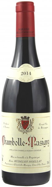 Domaine Hudelot-Noëllat  - 2014 Chambolle-Musigny AC