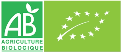 Certifié Agriculture Biologique AB