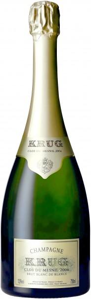 Champagne Krug - Clos du Mesnil 2004