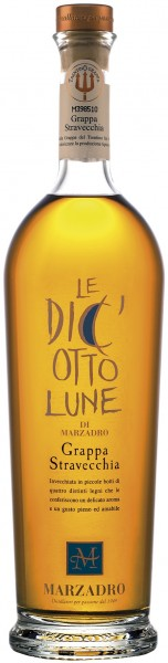 Distilleria Marzadro - Le Diciotto Lune 700 ml