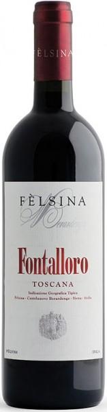 Fèlsina Società Agricola - 2016 Fontalloro Toscana Rosso 375 ml