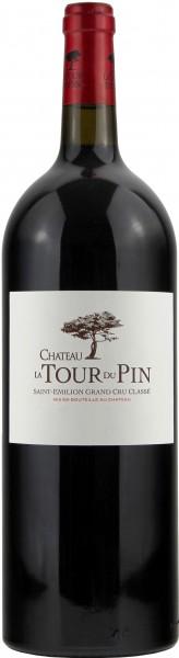 Château La Tour du Pin - 2010 Château La Tour du Pin Grand Cru Classé Doppelmagnum