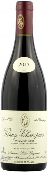 Domaine Blain-Gagnard - 2017 Volnay Rouge 1er Cru Champans