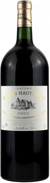 Château Haut-Brion - 2005 Château Bahans Haut Brion Magnum
