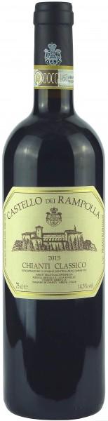 Castello dei Rampolla - 2015 Chianti Classico