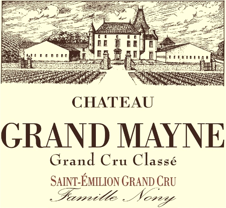 Château Grand-Mayne